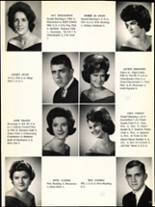 1965 Brookwood High School Yearbook Page 16 & 17