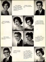 1965 Brookwood High School Yearbook Page 20 & 21