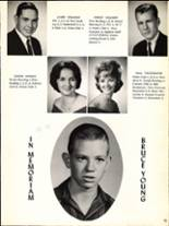 1965 Brookwood High School Yearbook Page 24 & 25