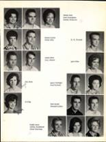 1965 Brookwood High School Yearbook Page 28 & 29