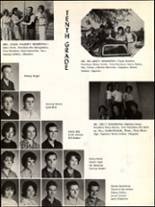 1965 Brookwood High School Yearbook Page 32 & 33