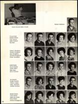 1965 Brookwood High School Yearbook Page 34 & 35