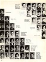 1965 Brookwood High School Yearbook Page 38 & 39