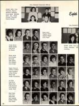 1965 Brookwood High School Yearbook Page 40 & 41