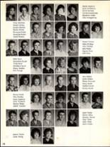 1965 Brookwood High School Yearbook Page 42 & 43