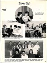 1965 Brookwood High School Yearbook Page 46 & 47