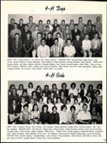 1965 Brookwood High School Yearbook Page 56 & 57