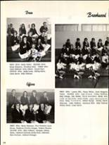 1965 Brookwood High School Yearbook Page 58 & 59