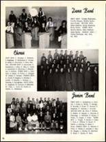 1965 Brookwood High School Yearbook Page 60 & 61