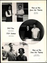 1965 Brookwood High School Yearbook Page 66 & 67