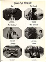 1965 Brookwood High School Yearbook Page 68 & 69