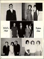 1965 Brookwood High School Yearbook Page 76 & 77