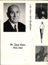 1965 Brookwood High School Yearbook Page 78 & 79
