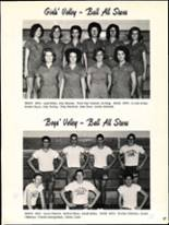 1965 Brookwood High School Yearbook Page 90 & 91