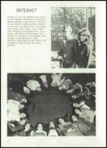 1980 Vanguard High School Yearbook Page 16 & 17