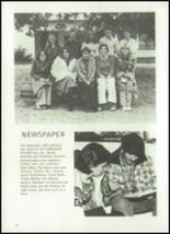 1980 Vanguard High School Yearbook Page 22 & 23