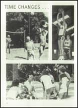 1980 Vanguard High School Yearbook Page 28 & 29