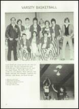 1980 Vanguard High School Yearbook Page 30 & 31