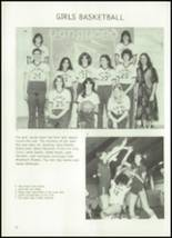 1980 Vanguard High School Yearbook Page 34 & 35