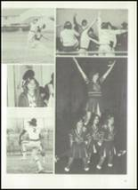 1980 Vanguard High School Yearbook Page 42 & 43