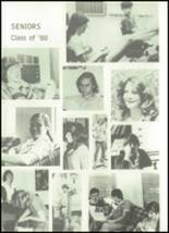 1980 Vanguard High School Yearbook Page 46 & 47