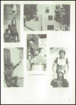 1980 Vanguard High School Yearbook Page 68 & 69