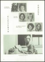 1980 Vanguard High School Yearbook Page 72 & 73