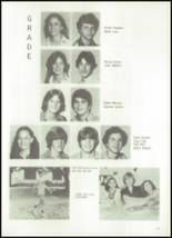 1980 Vanguard High School Yearbook Page 74 & 75
