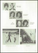 1980 Vanguard High School Yearbook Page 76 & 77