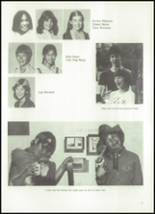 1980 Vanguard High School Yearbook Page 80 & 81