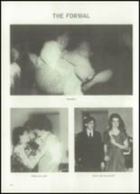 1980 Vanguard High School Yearbook Page 86 & 87