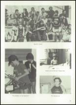 1980 Vanguard High School Yearbook Page 92 & 93