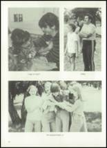 1980 Vanguard High School Yearbook Page 96 & 97