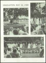 1980 Vanguard High School Yearbook Page 100 & 101
