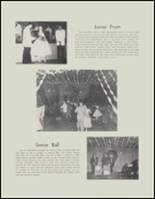 1957 Southold High School Yearbook Page 20 & 21
