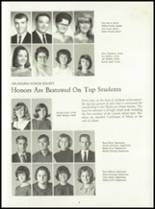 1967 Fox High School Yearbook Page 10 & 11