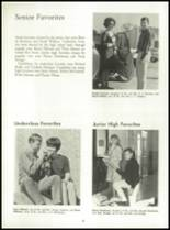 1967 Fox High School Yearbook Page 12 & 13