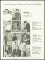 1967 Fox High School Yearbook Page 14 & 15