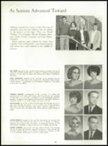 1967 Fox High School Yearbook Page 20 & 21