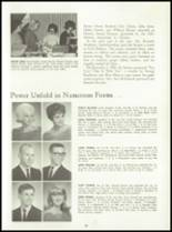 1967 Fox High School Yearbook Page 22 & 23