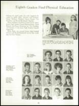 1967 Fox High School Yearbook Page 32 & 33