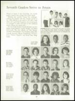 1967 Fox High School Yearbook Page 34 & 35