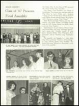 1967 Fox High School Yearbook Page 84 & 85