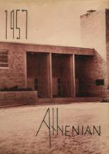 1957 Yearbook Sherman High School