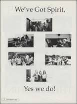1995 Ringling High School Yearbook Page 10 & 11