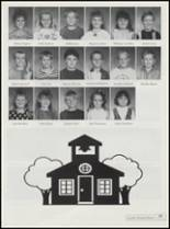 1995 Ringling High School Yearbook Page 28 & 29