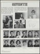 1995 Ringling High School Yearbook Page 40 & 41
