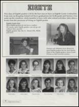 1995 Ringling High School Yearbook Page 42 & 43