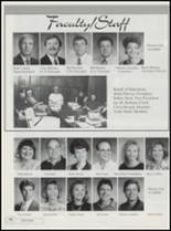 1995 Ringling High School Yearbook Page 50 & 51