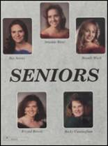 1995 Ringling High School Yearbook Page 54 & 55
